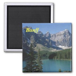 Banff Canada magnet