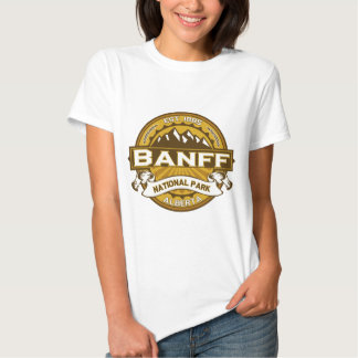 Banff Goldenrod Tee Shirt