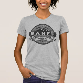 Banff Gray Logo T-Shirt
