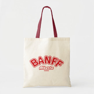 Banff Leaf Tote Bag