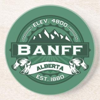 Banff Logo Forest Coaster