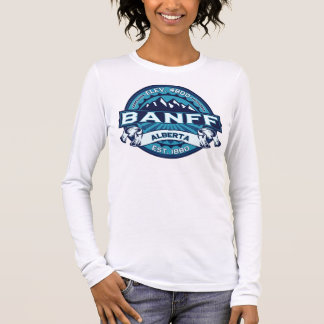 Banff Logo Ice Long Sleeve T-Shirt