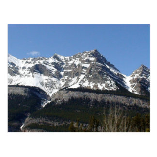 Banff National Park Alberta Canada Postcard