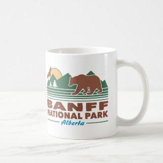 Banff National Park Bear Coffee Mug