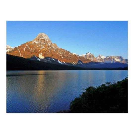 Banff National Park, Canada Postcard