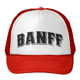 Banff National Park Cap
