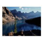 Banff National Park Moraine Lake Postcard