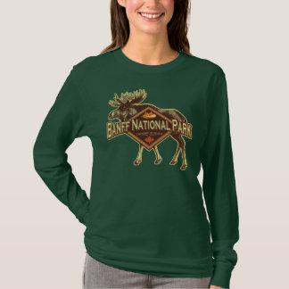 Banff Natl Park Moose T-Shirt