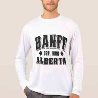 Banff Old Style Black T-Shirt
