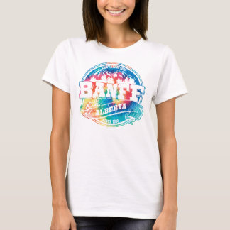 Banff Old Tie Dye T-Shirt