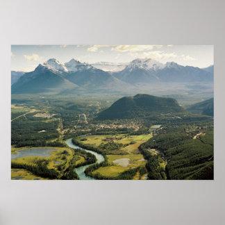 Banff (Unbordered) Poster