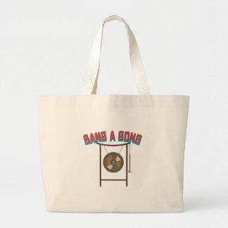 Bang A Gong Large Tote Bag
