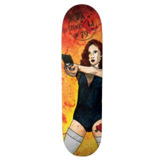 Bang Bang 19.7 Cm Skateboard Deck