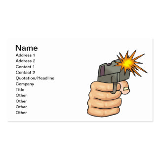 Bang Bang Pack Of Standard Business Cards