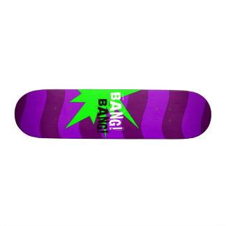 Bang Bang Personalisierte Skateboards
