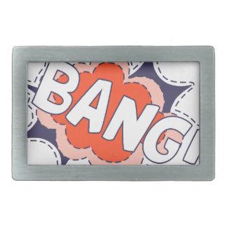Bang Bright Belt Buckles