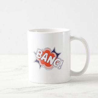 Bang Bright Coffee Mug