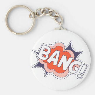 Bang Bright Key Ring