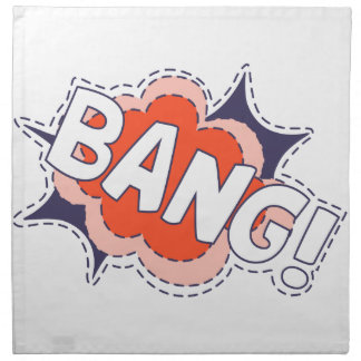Bang Bright Napkin
