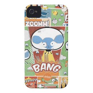 BANG! Comic book Aleloop iPhone Case