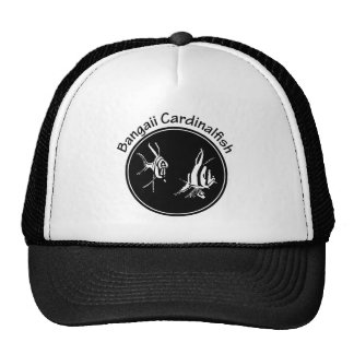 Bangaii Cardinalfish White Graphic T-Shirt Cap