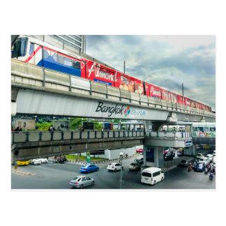 Bangkok City of Life Postcard