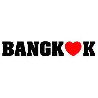BANGKOK LOVE STANDING PHOTO SCULPTURE