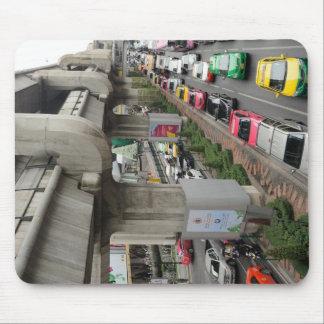 Bangkok Metropolis - Concrete Jungle Mouse Pad