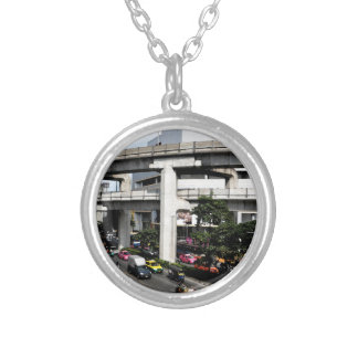 Bangkok Silver Plated Necklace