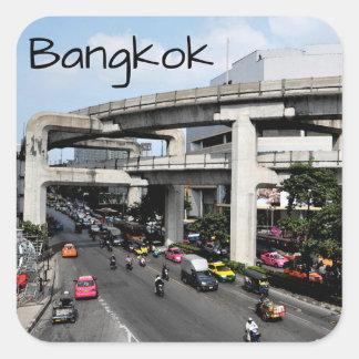 Bangkok Square Sticker
