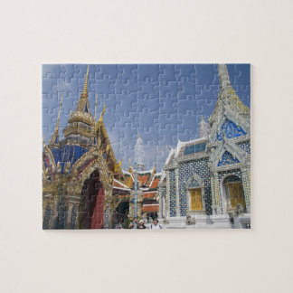 Bangkok, Thailand. Bangkok's Grand Palace Jigsaw Puzzle