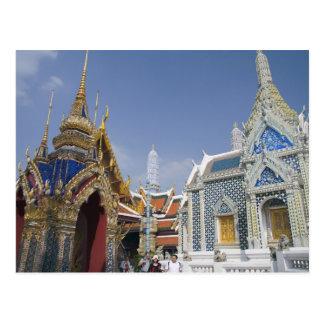 Bangkok, Thailand. Bangkok's Grand Palace Postcard