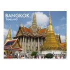 Bangkok Thailand Wat Phra Kaew Emerald Buddha Postcard