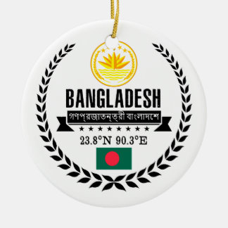 Bangladesh Ceramic Ornament