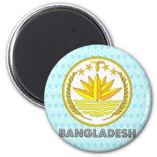 Bangladesh Coat of Arms Magnet