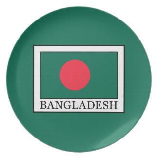 Bangladesh Dinner Plate