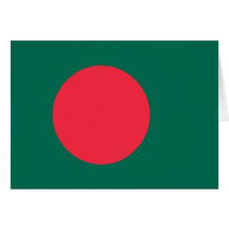 Bangladesh Flag; Bangladeshi; Card
