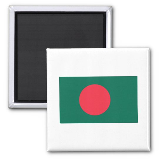Bangladesh Flag BD Magnet