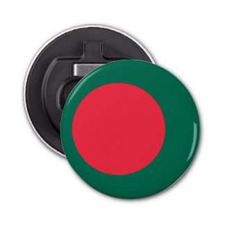 Bangladesh Flag Bottle Opener