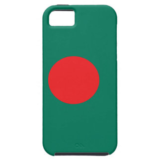 Bangladesh flag case for the iPhone 5