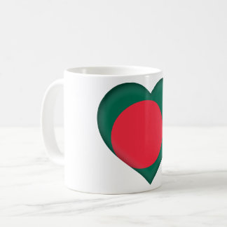 Bangladesh Flag Coffee Mug