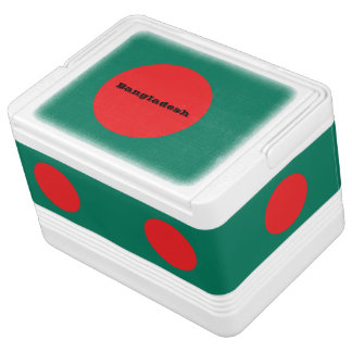 Bangladesh flag cooler