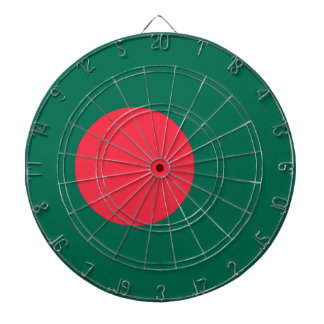 Bangladesh Flag Dartboard