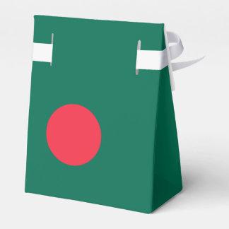 Bangladesh Flag Favour Box
