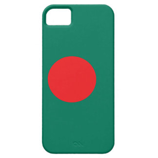 Bangladesh flag iPhone 5 cover
