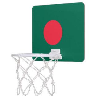 Bangladesh Flag Mini Basketball Hoop