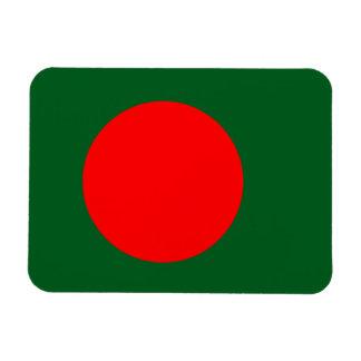 Bangladesh Flag Rectangular Magnet