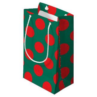 Bangladesh flag small gift bag