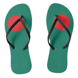 Bangladesh flag thongs