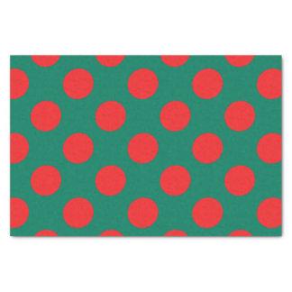 Bangladesh flag tissue paper